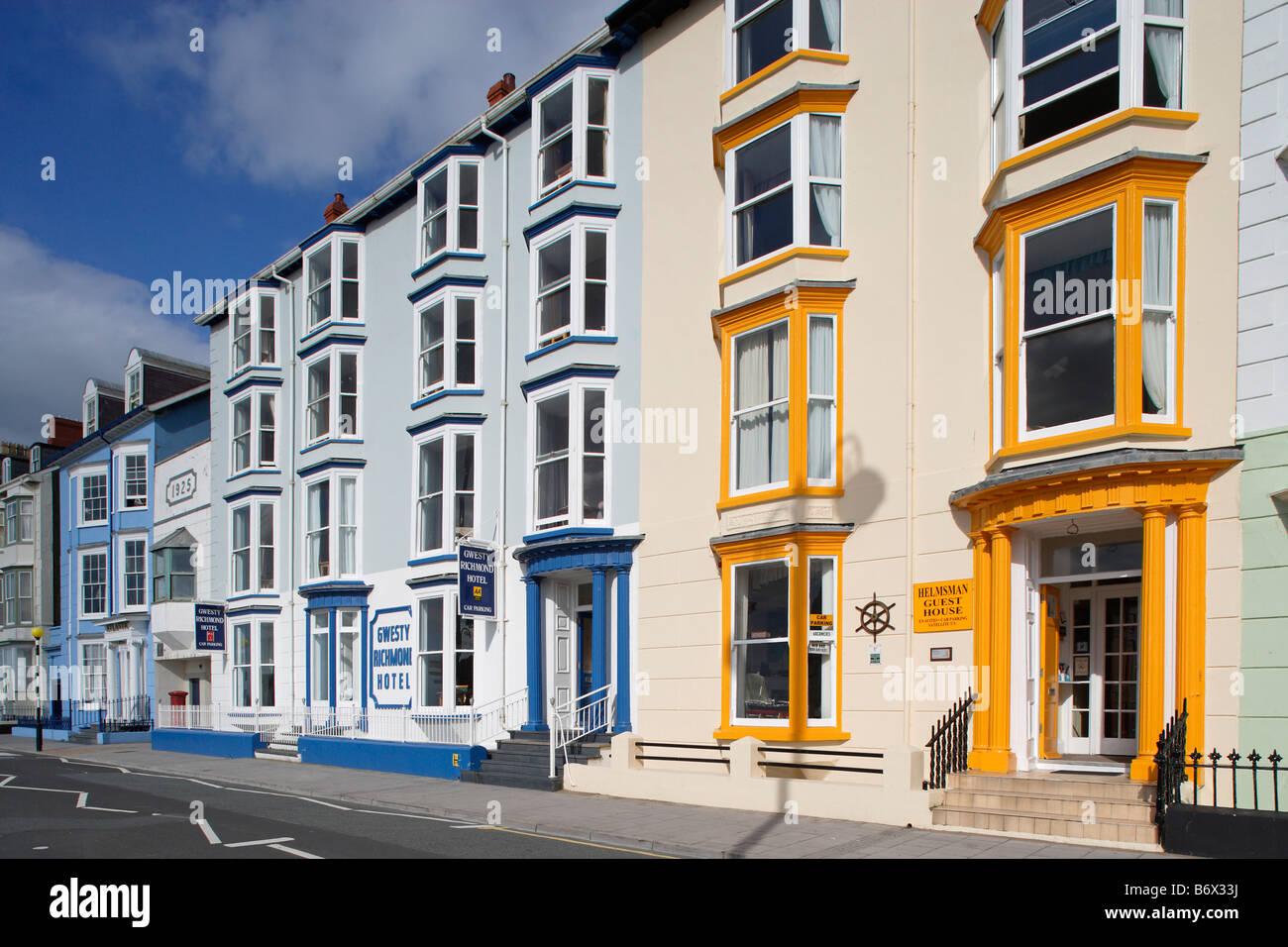 Aberystwyth marine terrace victorian style buildings for 6 marine terrace