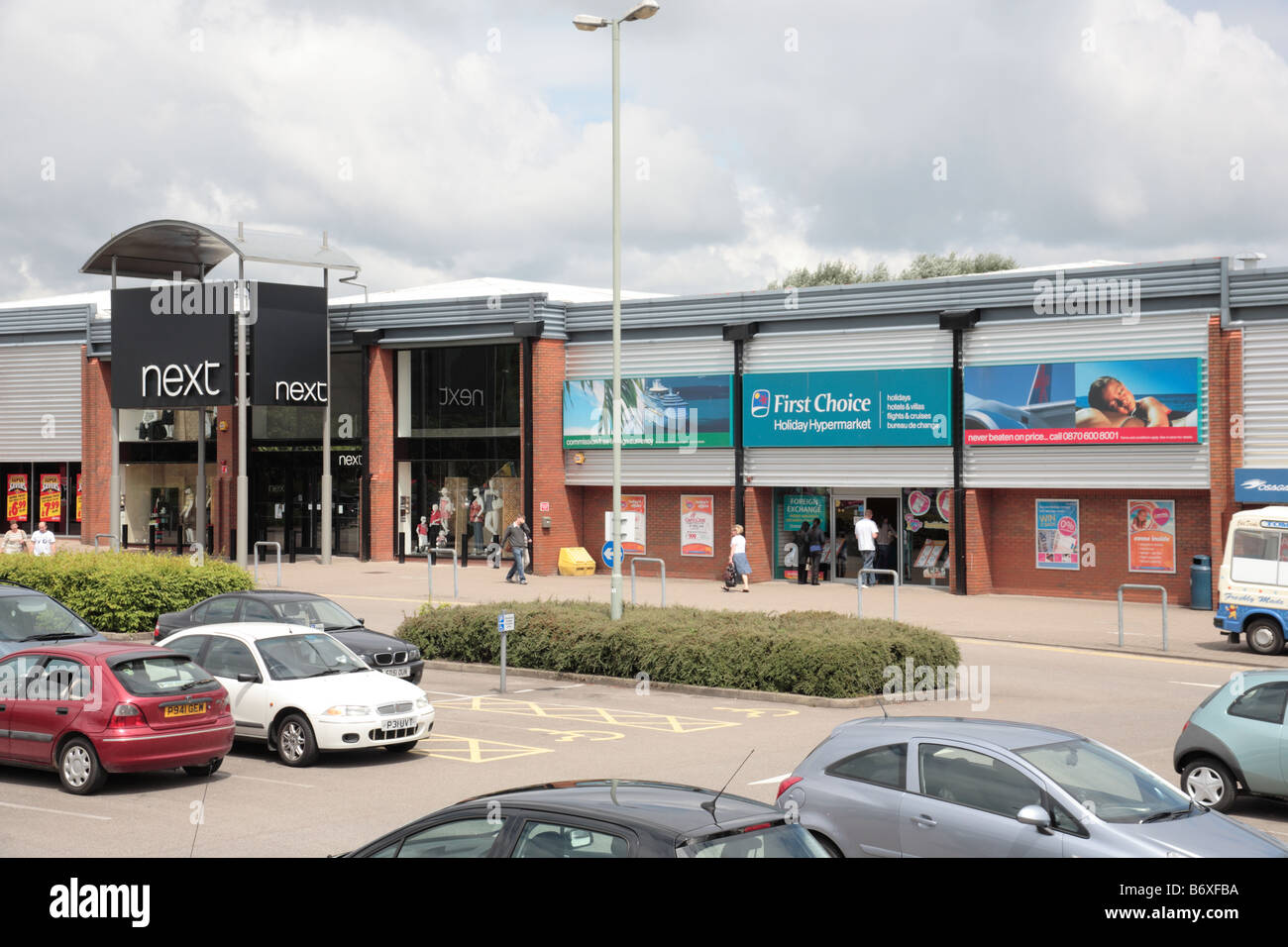 lovely first choice retail #5: Next and First Choice, Festival Retail Park, Stoke-on-Trent