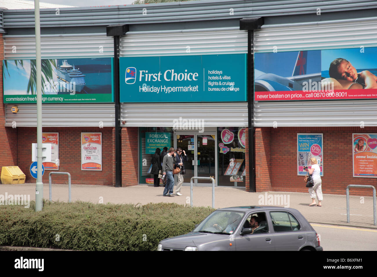 awesome first choice retail #1: First Choice Holiday Hypermarket, Festival Retail Park, Stoke-on-Trent