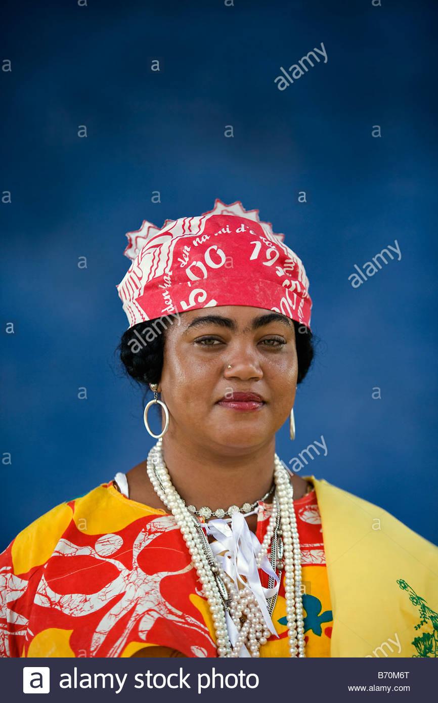 creole women