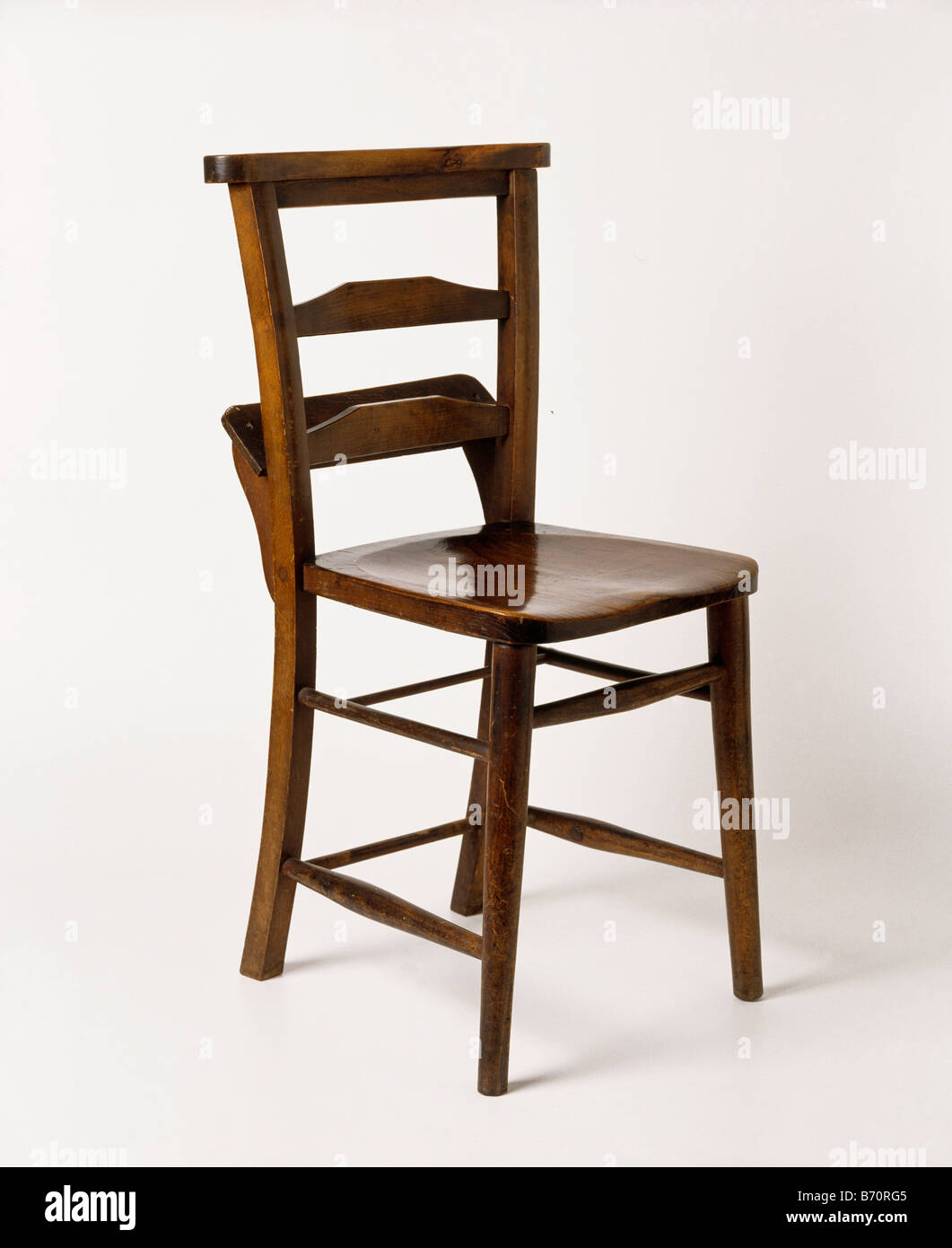 Antique wooden chair - Close Up Of Antique Victorian Wooden Chair Stock Image