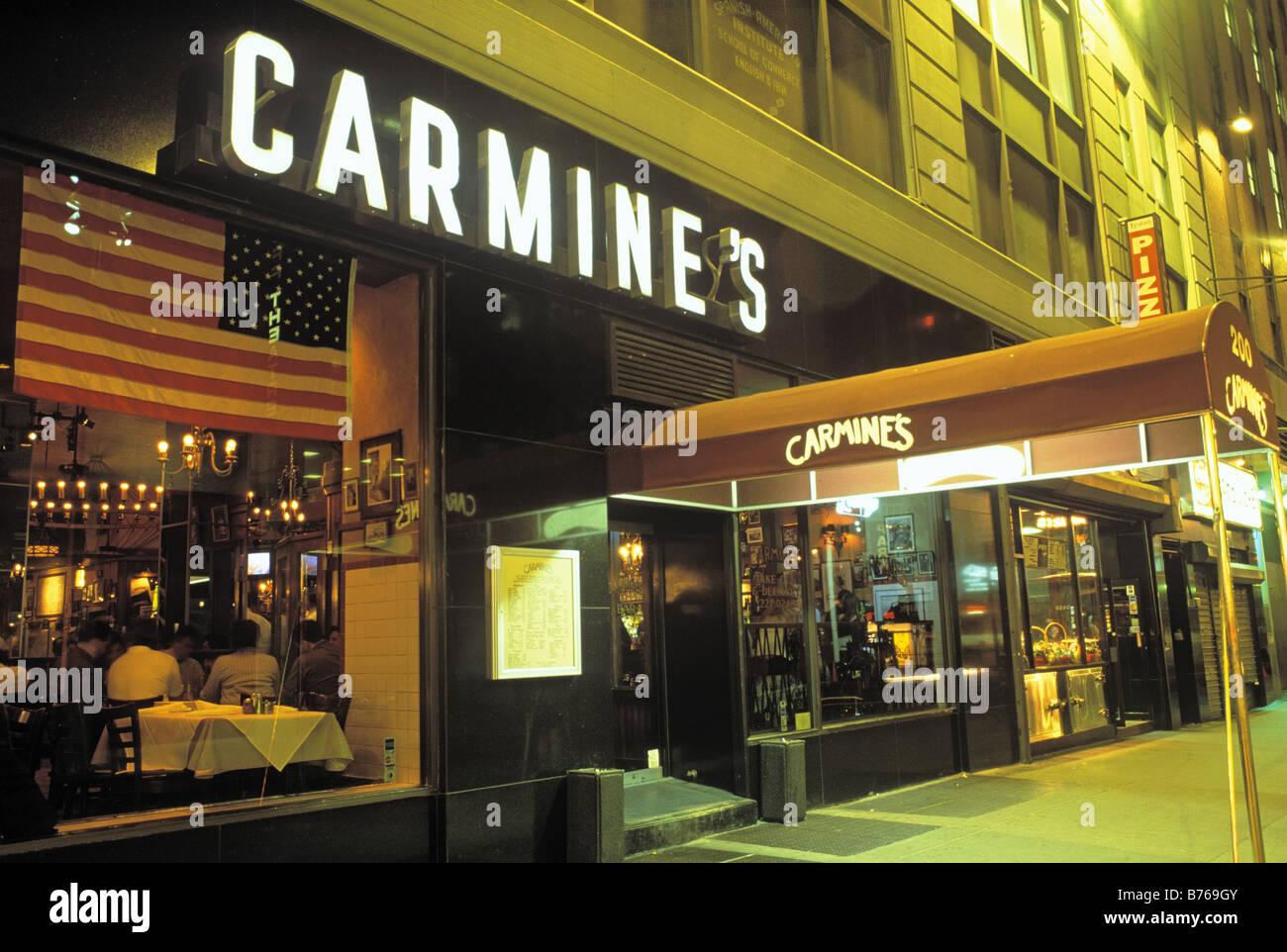 Carmine 39 s 44th street times square manhattan new york for Carmines nyc