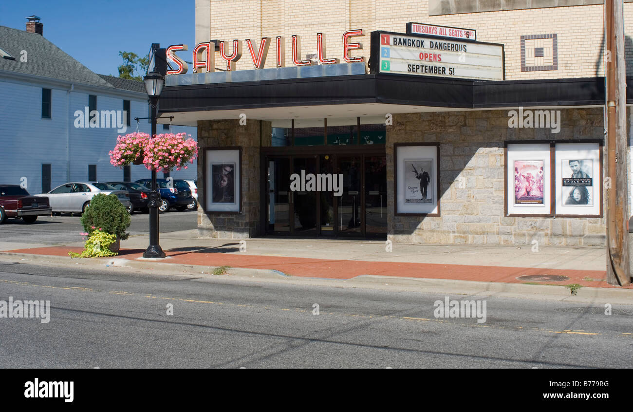 Movie sayville theater