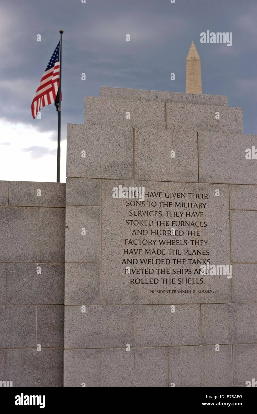 Franklin D Roosevelt Quotes President Franklin Droosevelt Quote On Wall Of National World