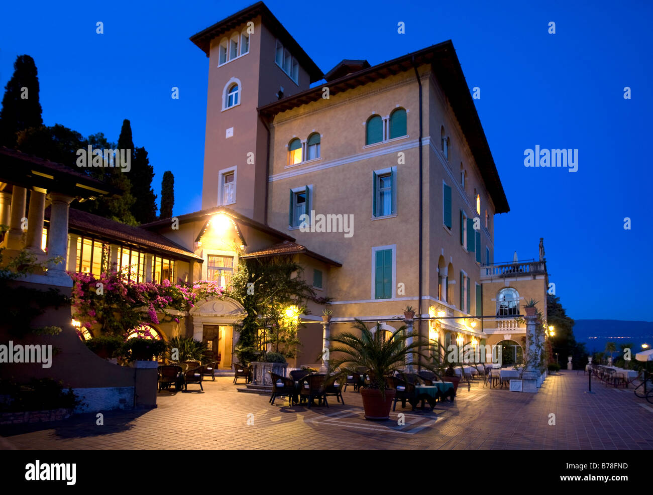 Five Star Hotels Lake Garda