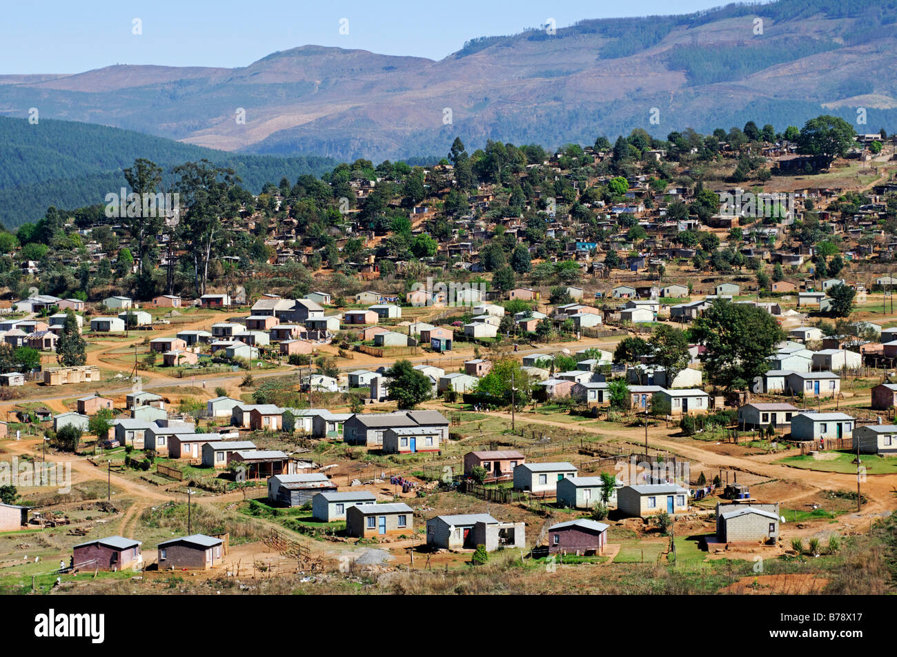 Sabie South Africa  city pictures gallery : ... the black population in Little Sabie, Mpumalanga, South Africa, Africa