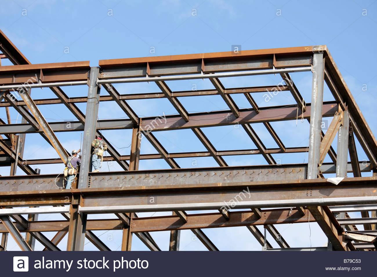 Image gallery building girders for Modern building construction
