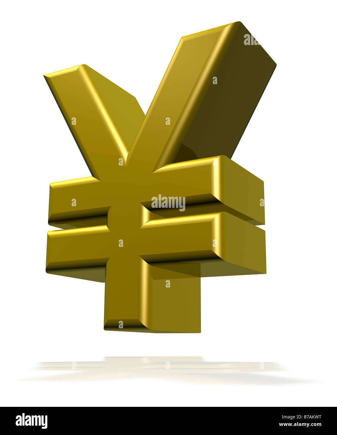 Japanese yen symbol 3d cgi render stock photo 21748100 alamy japanese yen symbol 3d cgi render biocorpaavc Choice Image