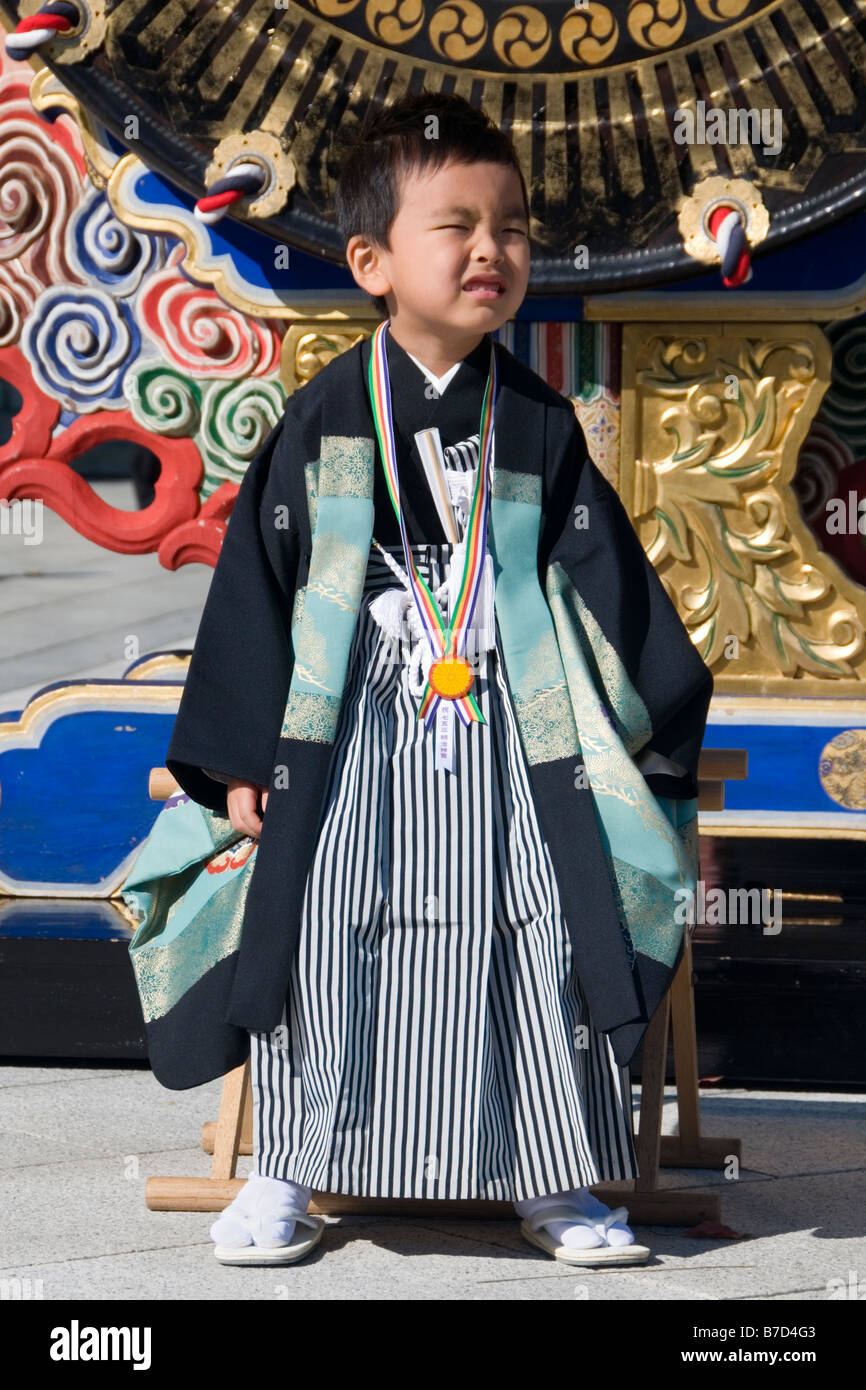 shichi go san japanese culture Shichi-go-san (seven-five-three in japan) is one of the most important events for  children in japan every year on november 15, parents.