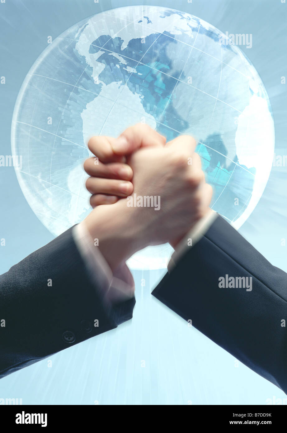 Image of global business partner Stock Photo, Royalty Free ...
