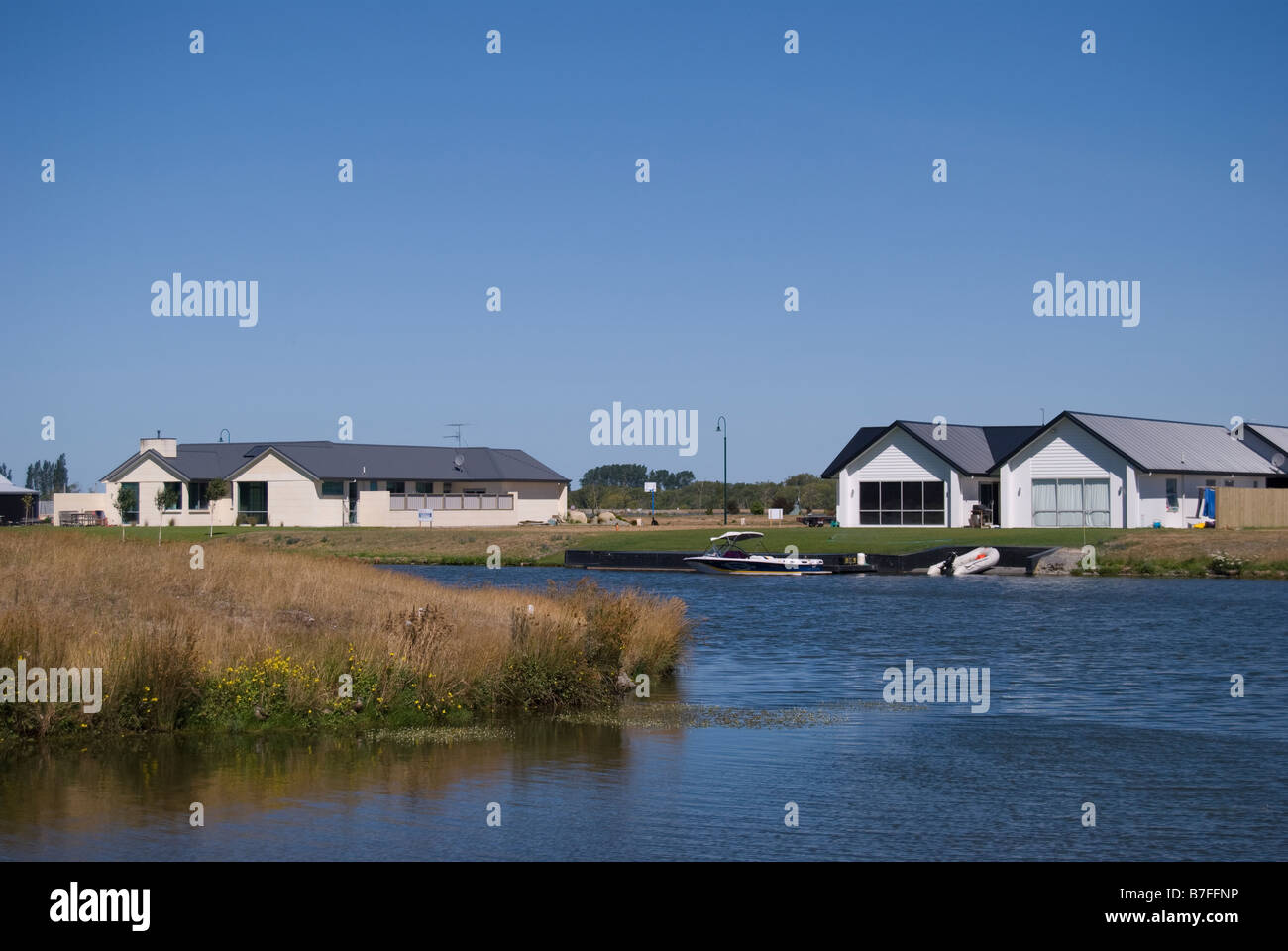Lakeside Properties Lake Hood Lifestyle Real Estate Park Ashburton Canterbury New Zealand