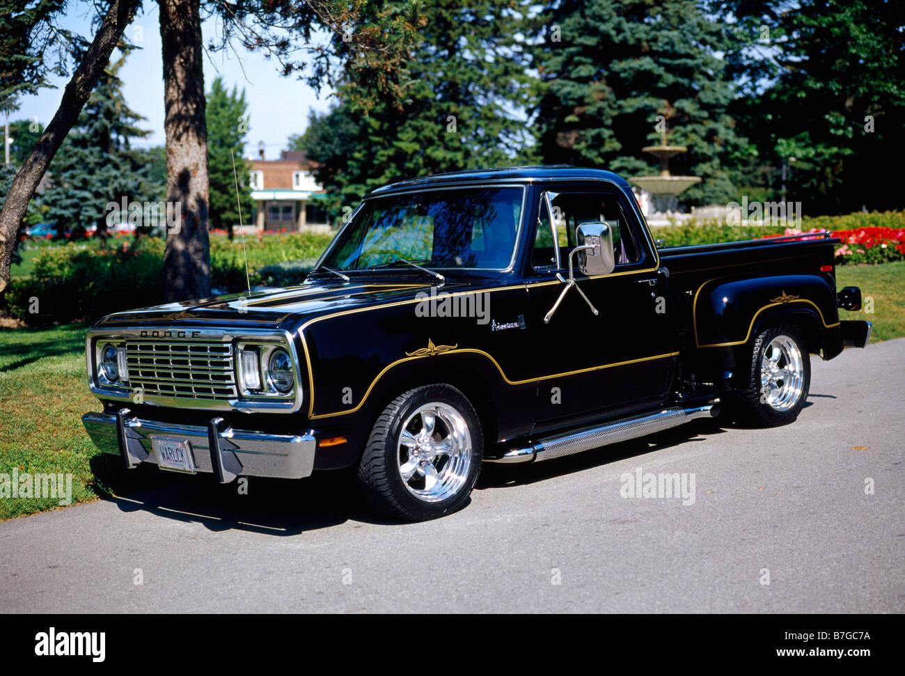 1978 Dodge Warlock Truck Autos Post