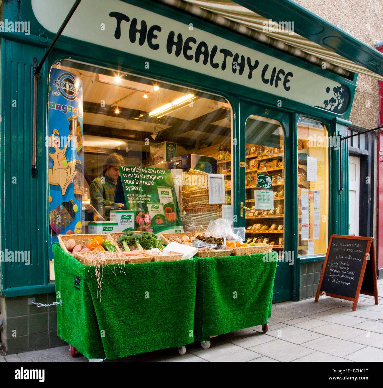 Health Food Shop Uk Stock Photos Health Food Shop Uk Stock regarding health food shop intended for your reference