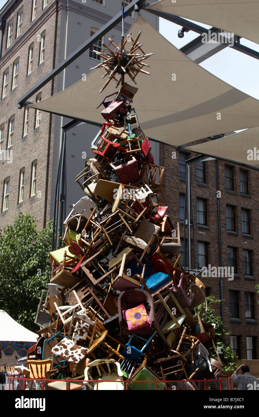 christmas-tree-made-from-chairs-in-the-r