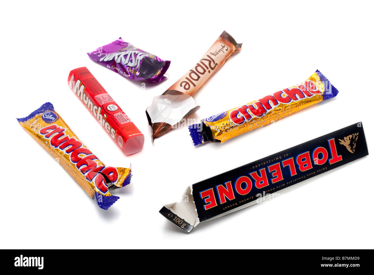 choc wrappers