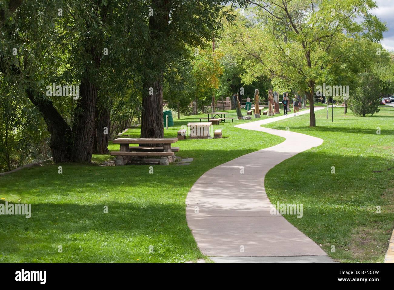 Lilburn City Park Trail