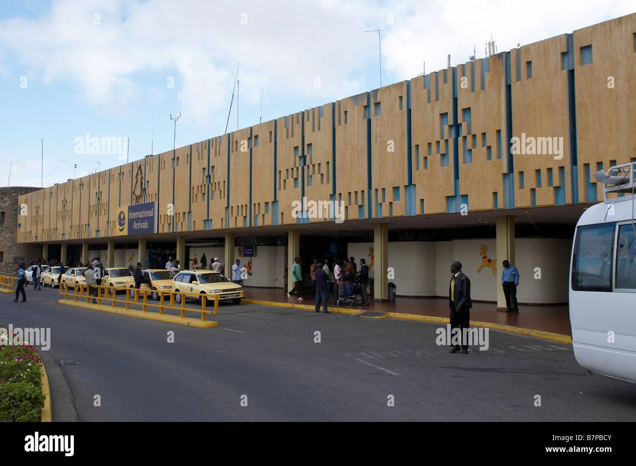 Aeroporto Nairobi : Arrival terminal jomo kenyatta international airport