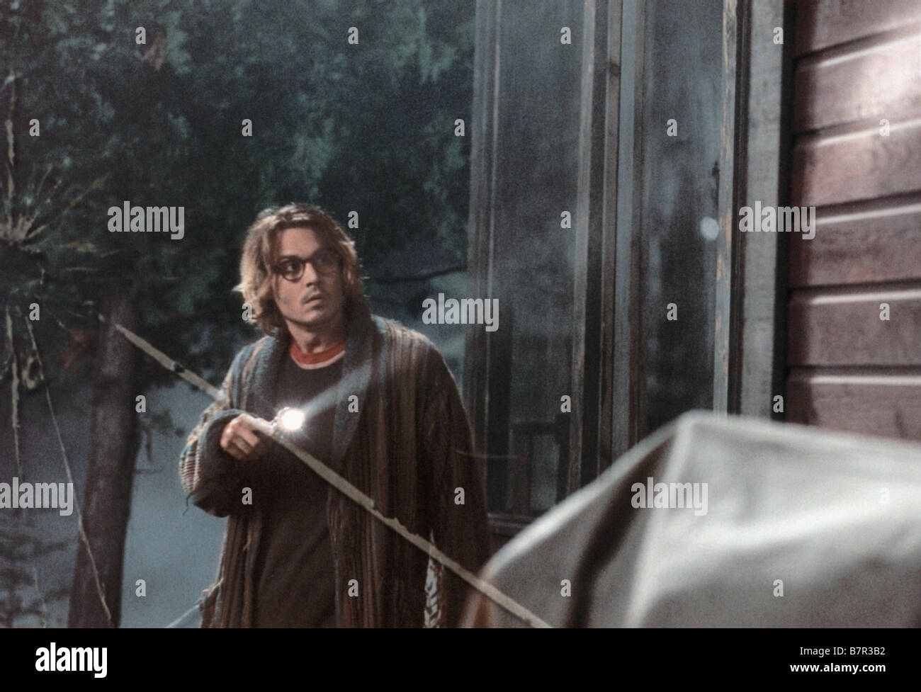 Fen tre secrete secret window ann e 2004 usa johnny depp for Fenetre secrete