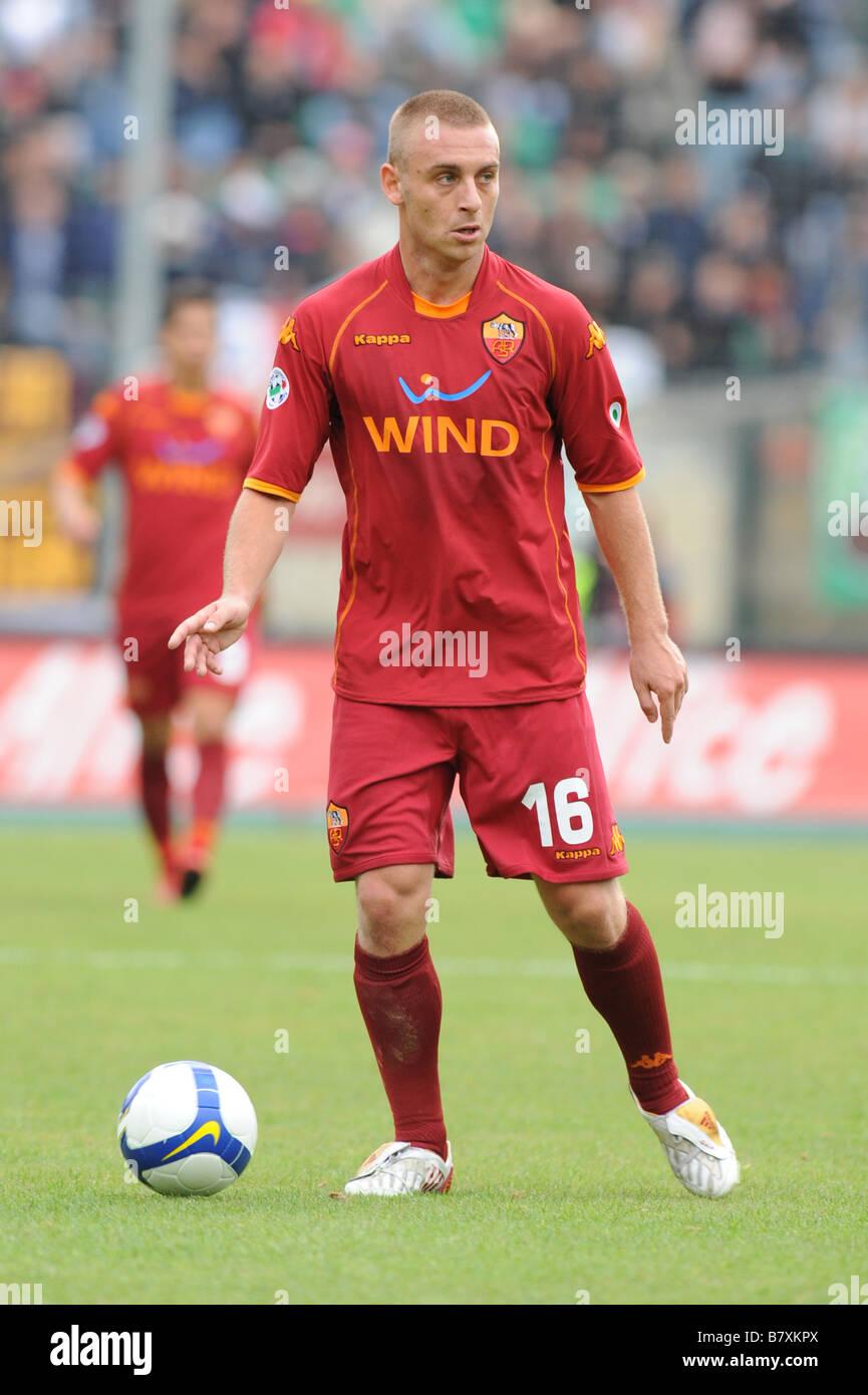 Daniele De Rossi Roma OCTOBER 5 2008 Football Italian Serie A