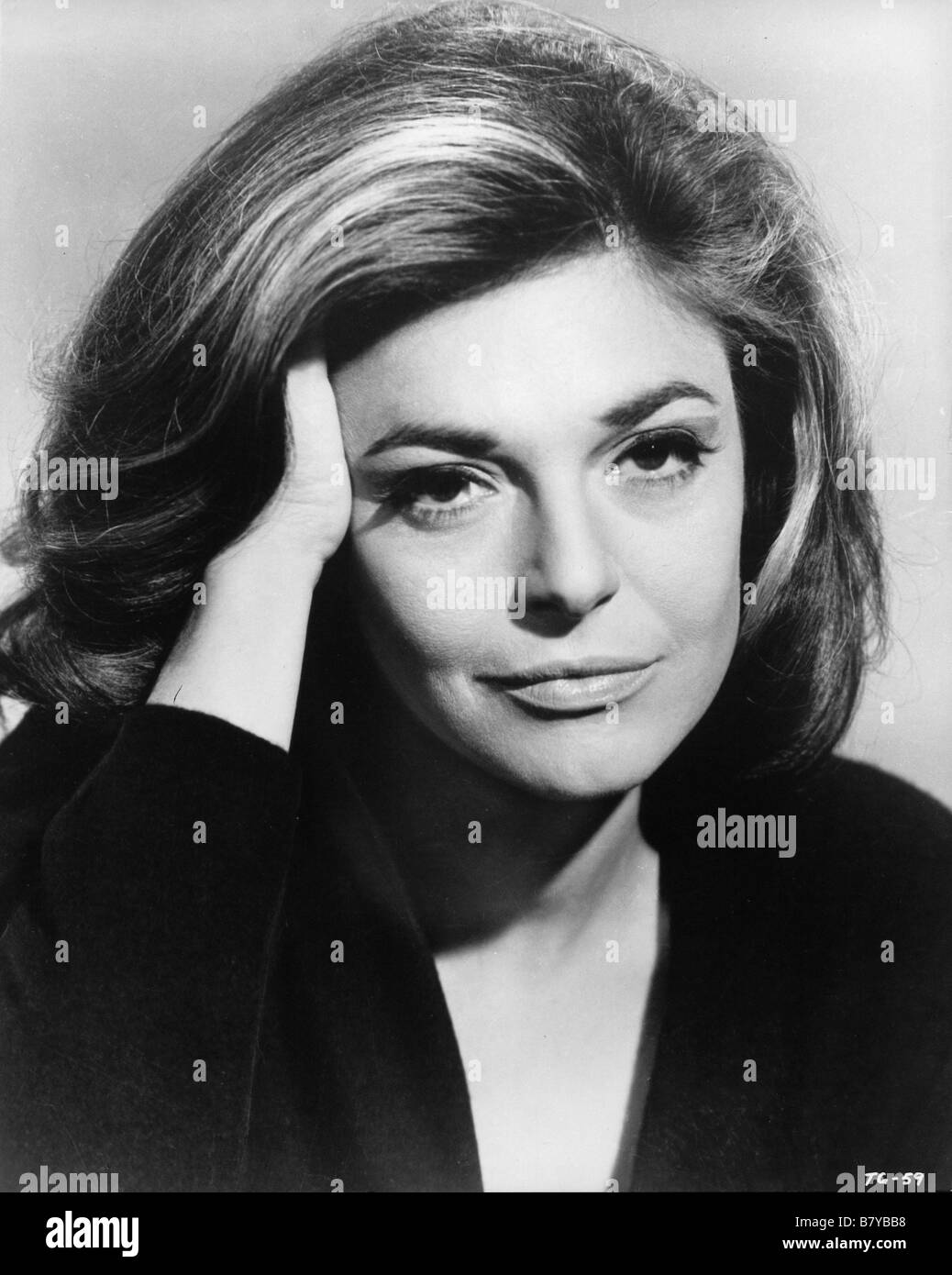 Anne Bancroft Anne Bancroft Anne Bancroft Stock Photo