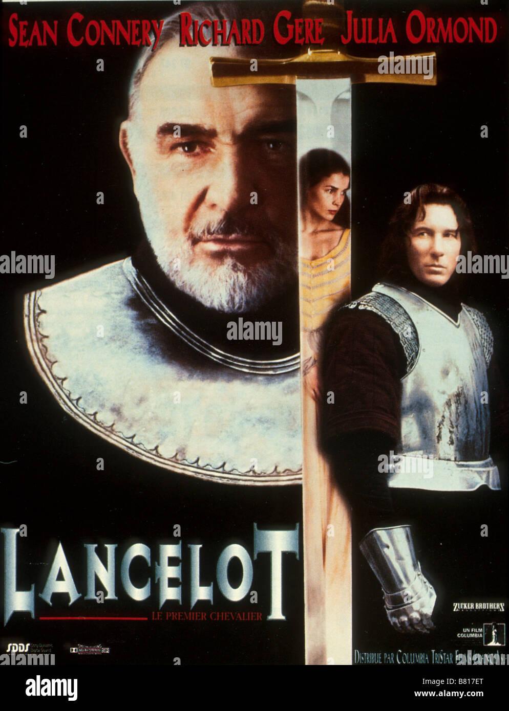 Lancelot Année 1995 First Knight Année 1995 usa Affiche ...