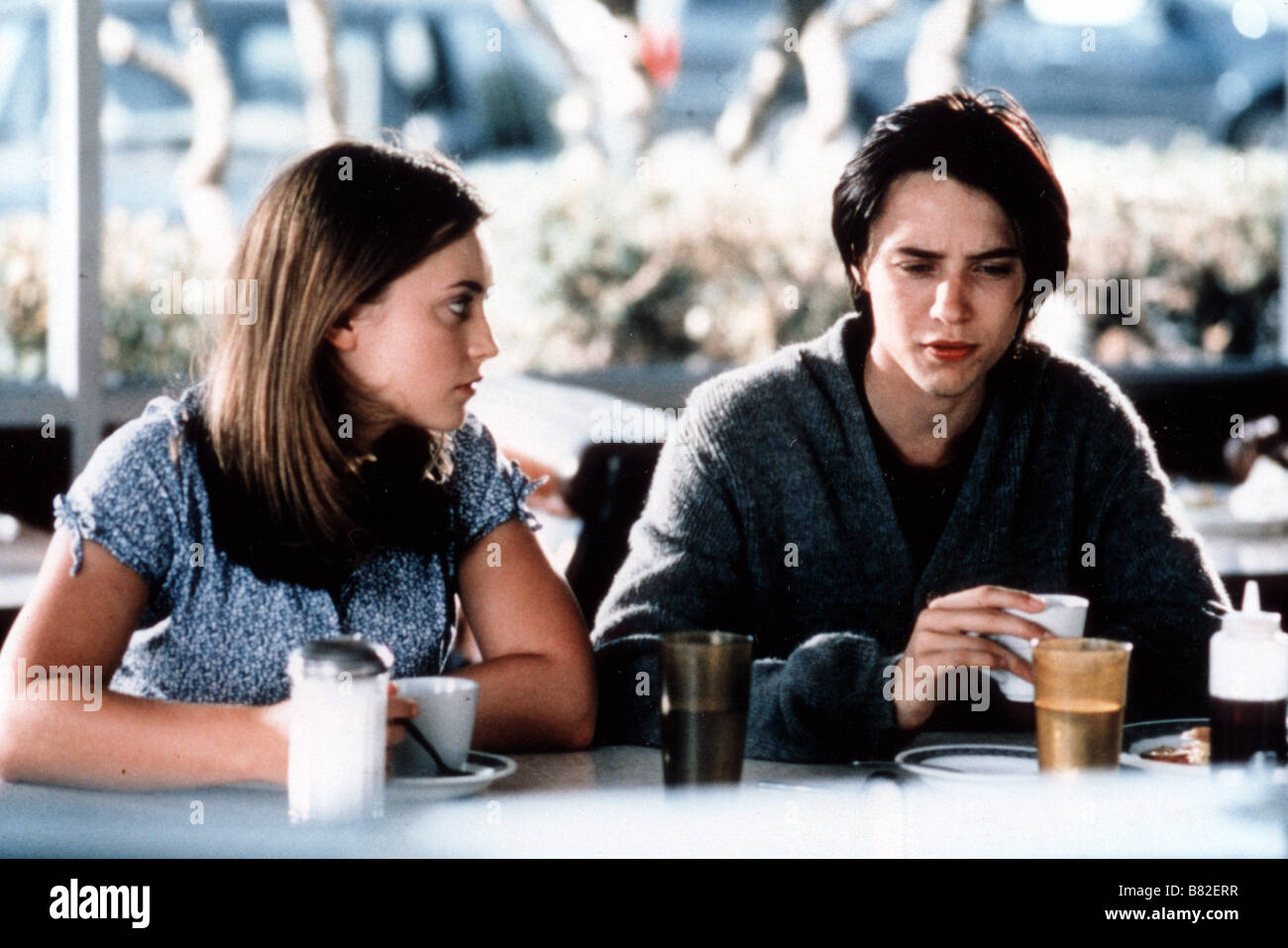 Monica Keena and vincent kartheiser