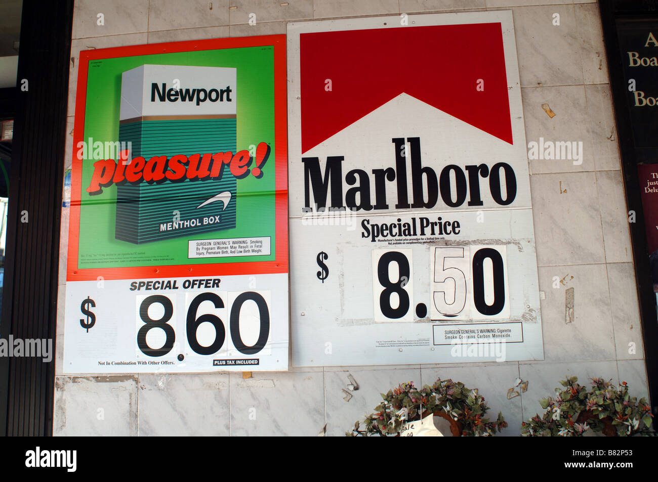 Cigarettes Marlboro price in United Kingdom