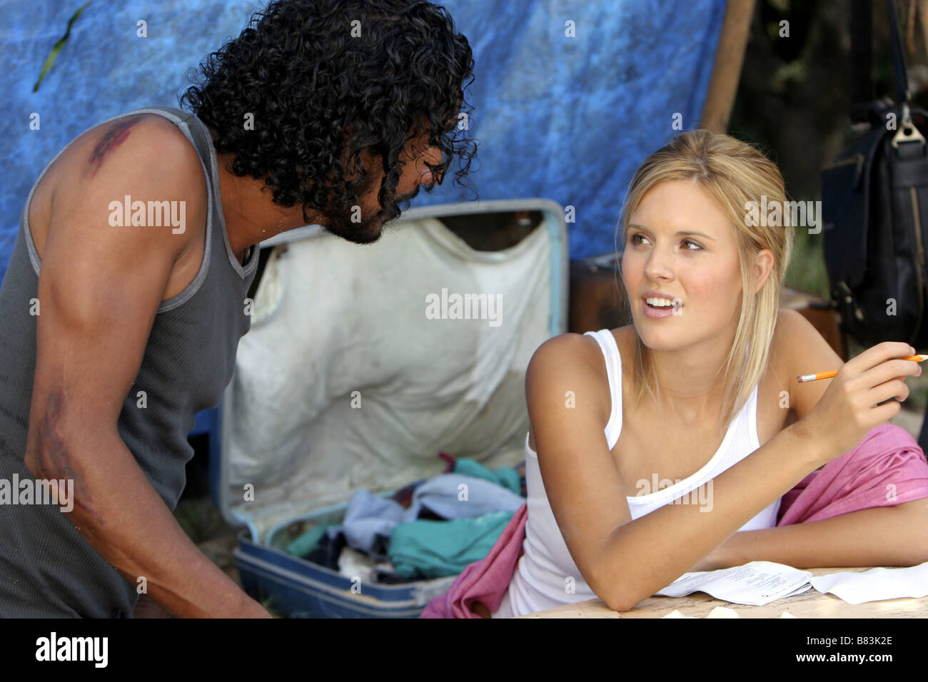 Lost Lost 2004 TV Series 2004 USA Naveen Andrews Maggie ...