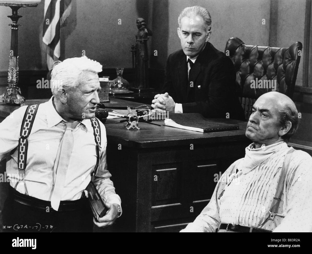 Proc 232 S De Singe Inherit The Wind 1960 Usa Spencer Tracy