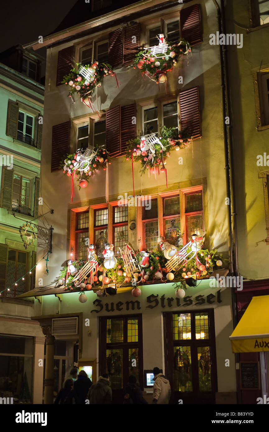 Decoration Noel Alsace Tradition
