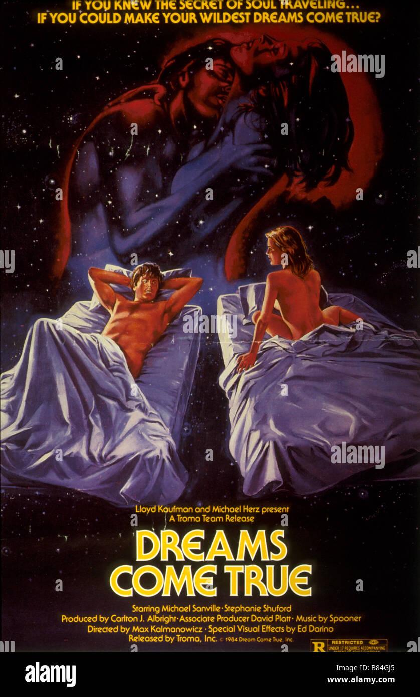 Dreams Come True Dreams Come True 1984 USA Affiche Poster Réalisateur Max  Kalmanowicz