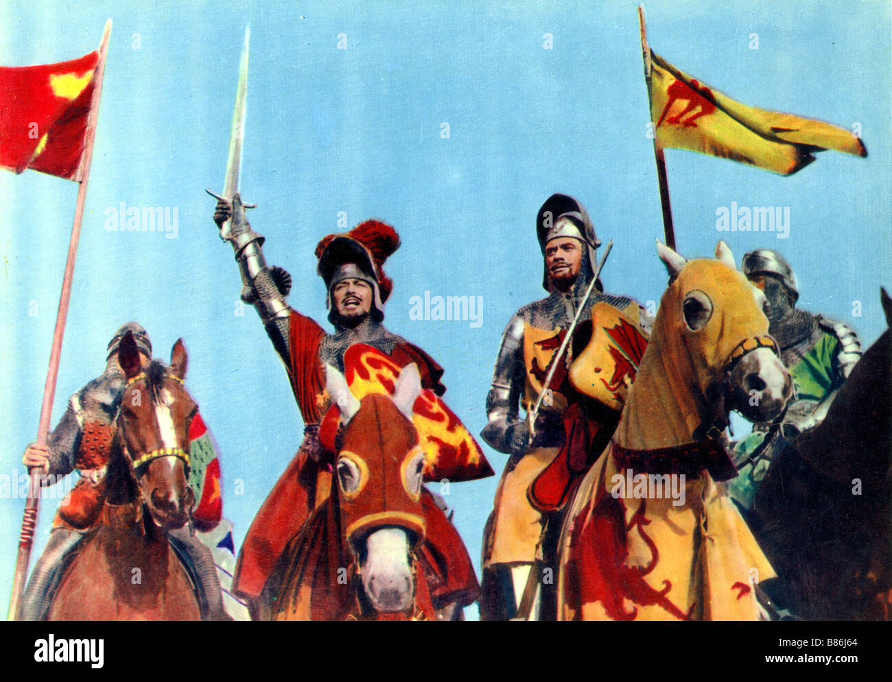 Les Chevaliers De La Table Ronde Knights Of The Round Table Ann E Stock Photo Royalty Free