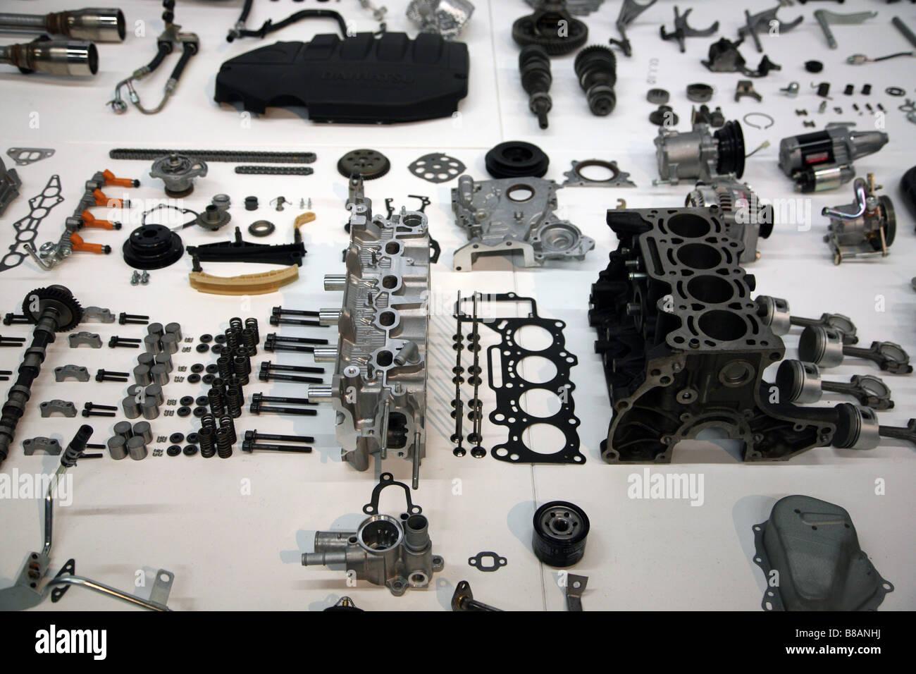 Parts Of Car Engine Dolgularcom Sign Ballast Wiring Diagram Wiring A ...