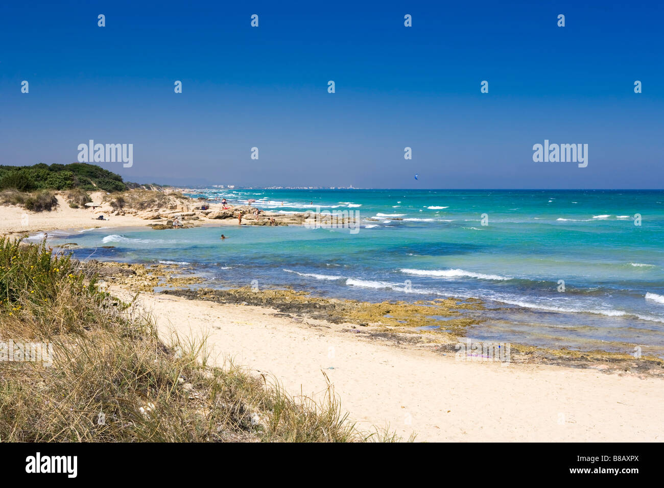 Ostuni Italy  city photos : Beach At Marina Di Ostuni Puglia Italy Stock Photo, Royalty Free Image ...