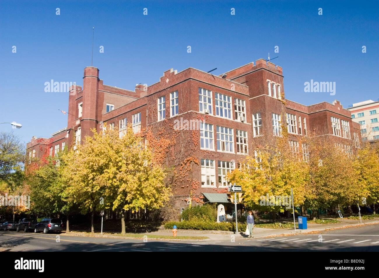 dewitt usa stock photos dewitt usa stock images alamy dewitt mall building ithaca ny usa stock image