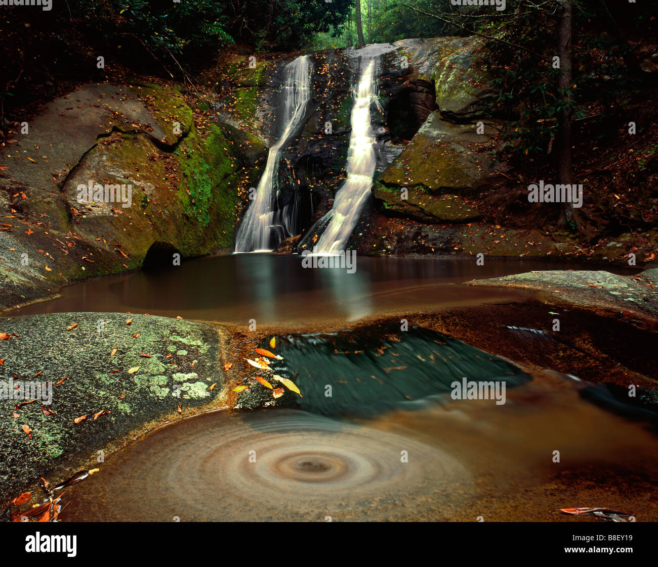 Stone Mountain State Park Widow S Creek Falls. Homes With Natural  Waterfalls Life At Home Trulia