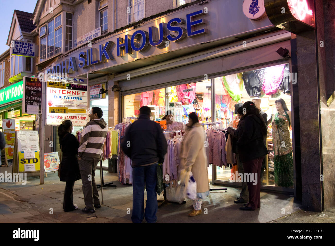 Indian clothing stores in london