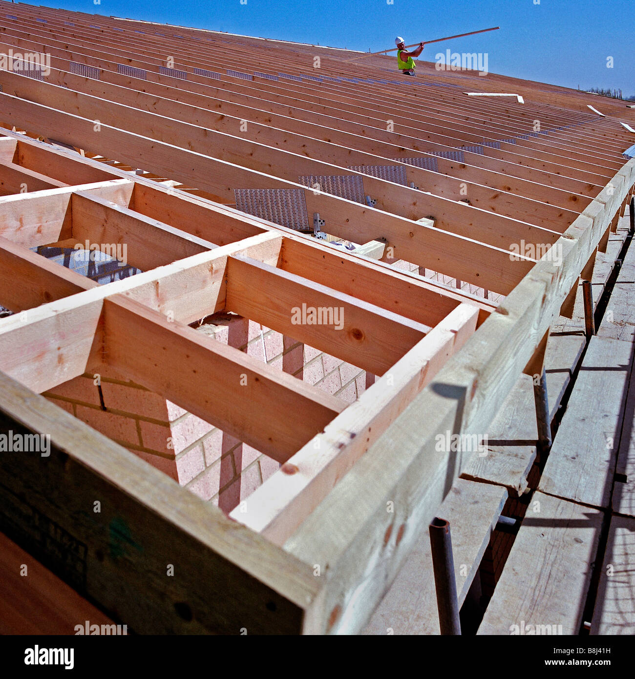 Prefabricated Roofs