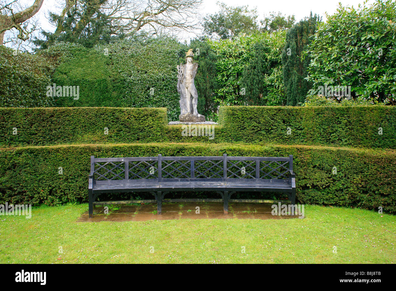 Classic english garden design stock photo royalty free for English garden design