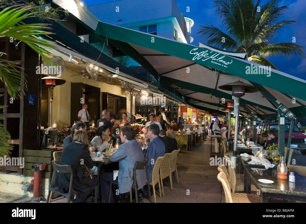 Prime One Restaurant Miami Beach