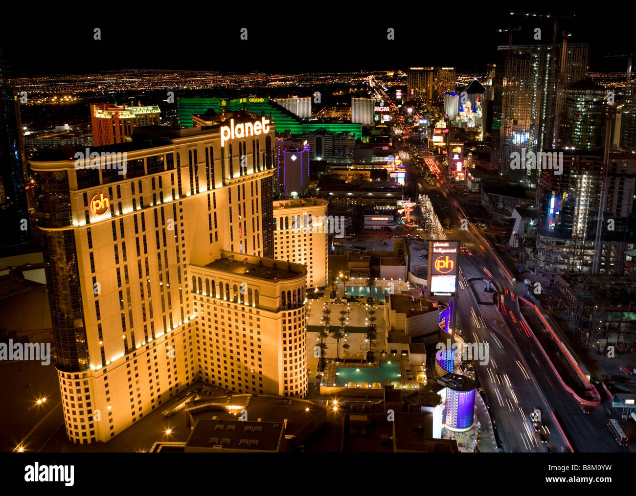North Strip Las Vegas Hotels