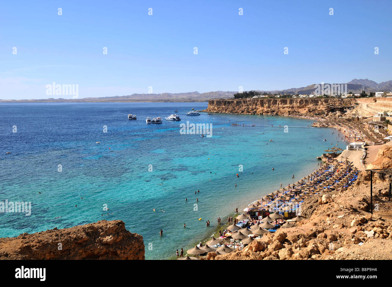 Naama bay in sharm el sheikh