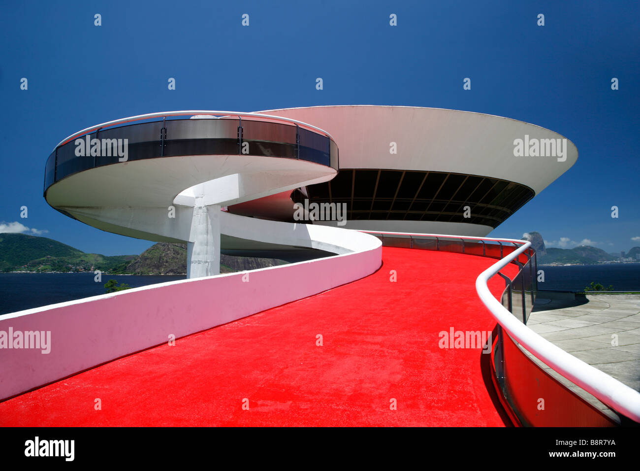 Oscar Niemeyer Museum Niteroi
