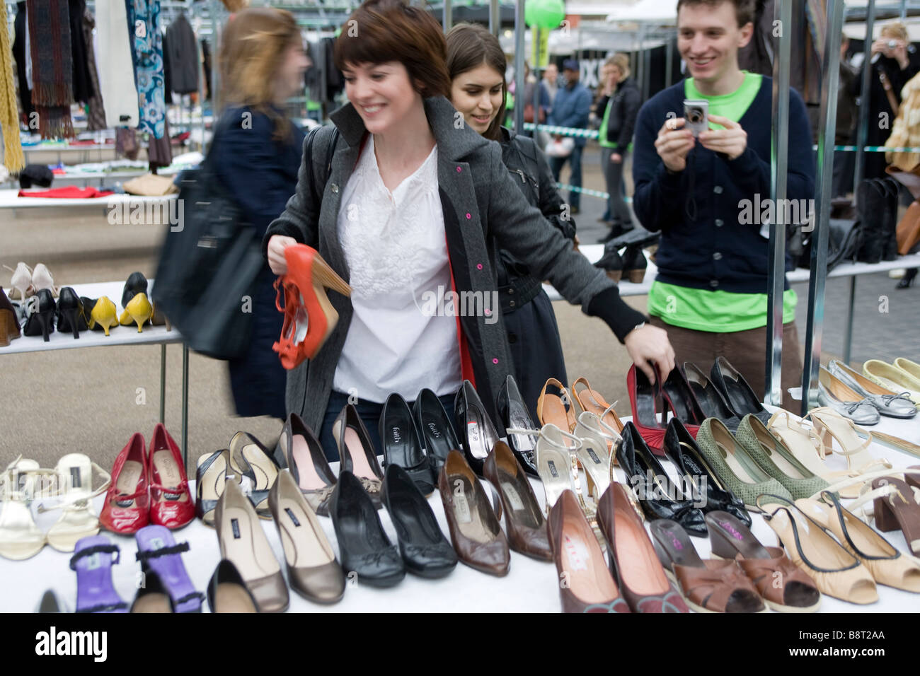 What's even better value than a jumble sale? Alchemise your old stuff into fashion gold at London's swap shops. This isn't about fusty old second-hand clothes, it's about boutique style exchanges.