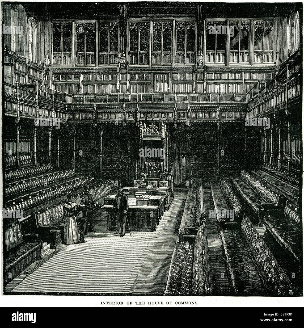 Interior Of Parliament House Stock Photos Interior Of Parliament