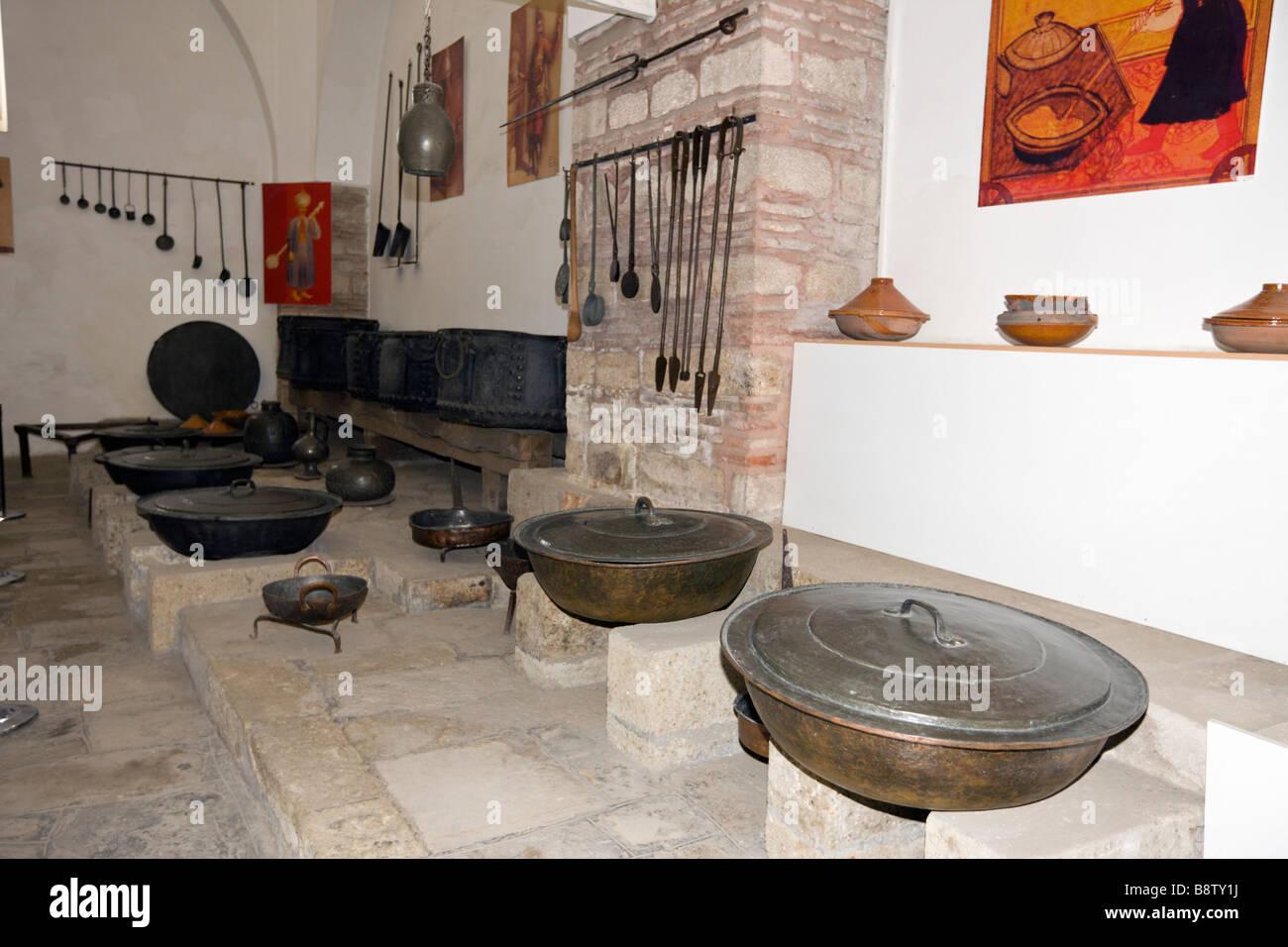 Topkapi Palace Kitchen Istanbul Turkey Stock Photo: 22675678 - Alamy