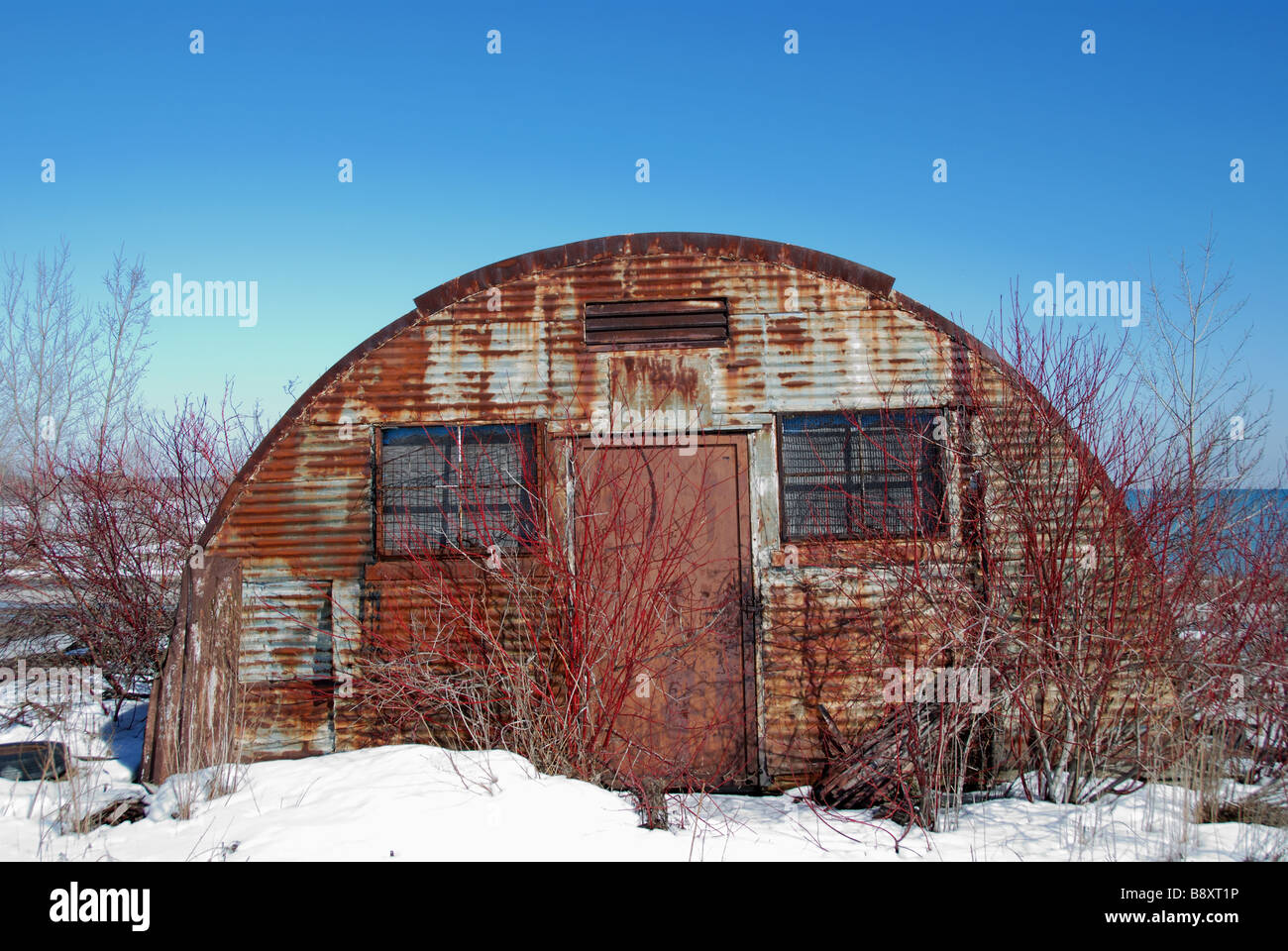 metal huts quonset hut - photo #28