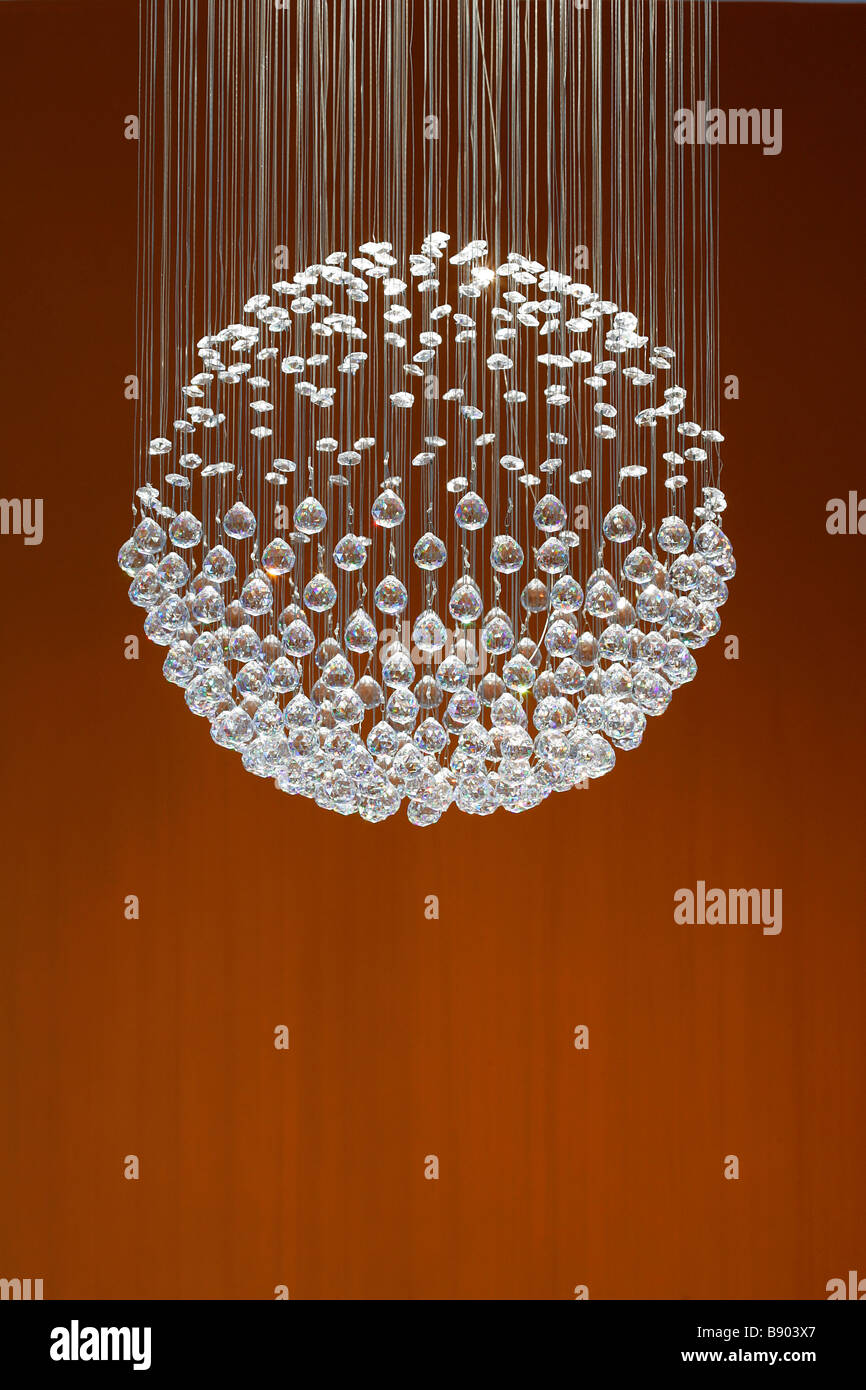 Ceiling chandelier crystal glass baubles light illuminate stock ceiling chandelier crystal glass baubles light illuminate illumination sparkle shiny glass crystal texture background stock arubaitofo Images