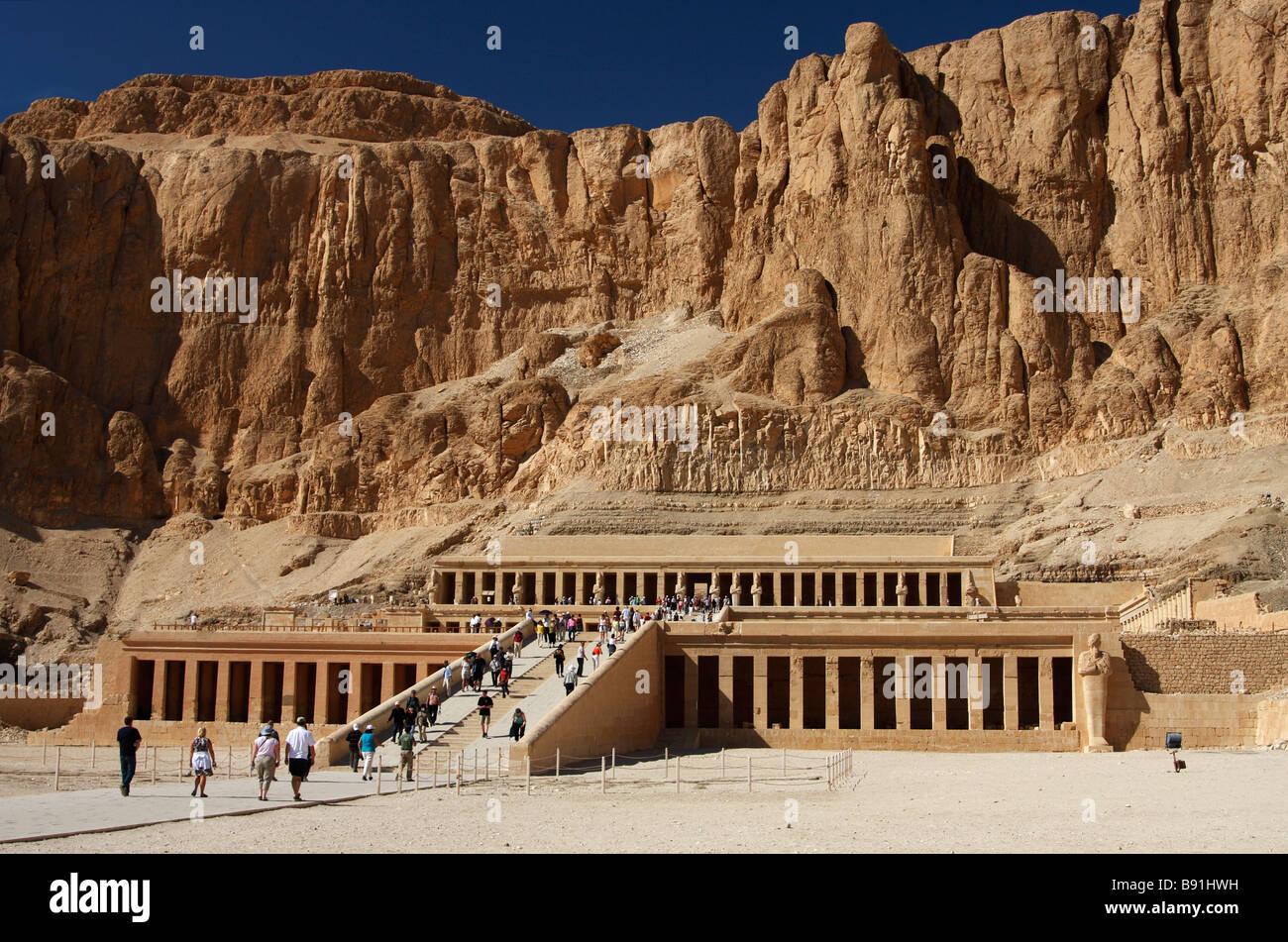 Funerary Temple Of Hatshepsut Deir El Bahri | www.imgkid ...