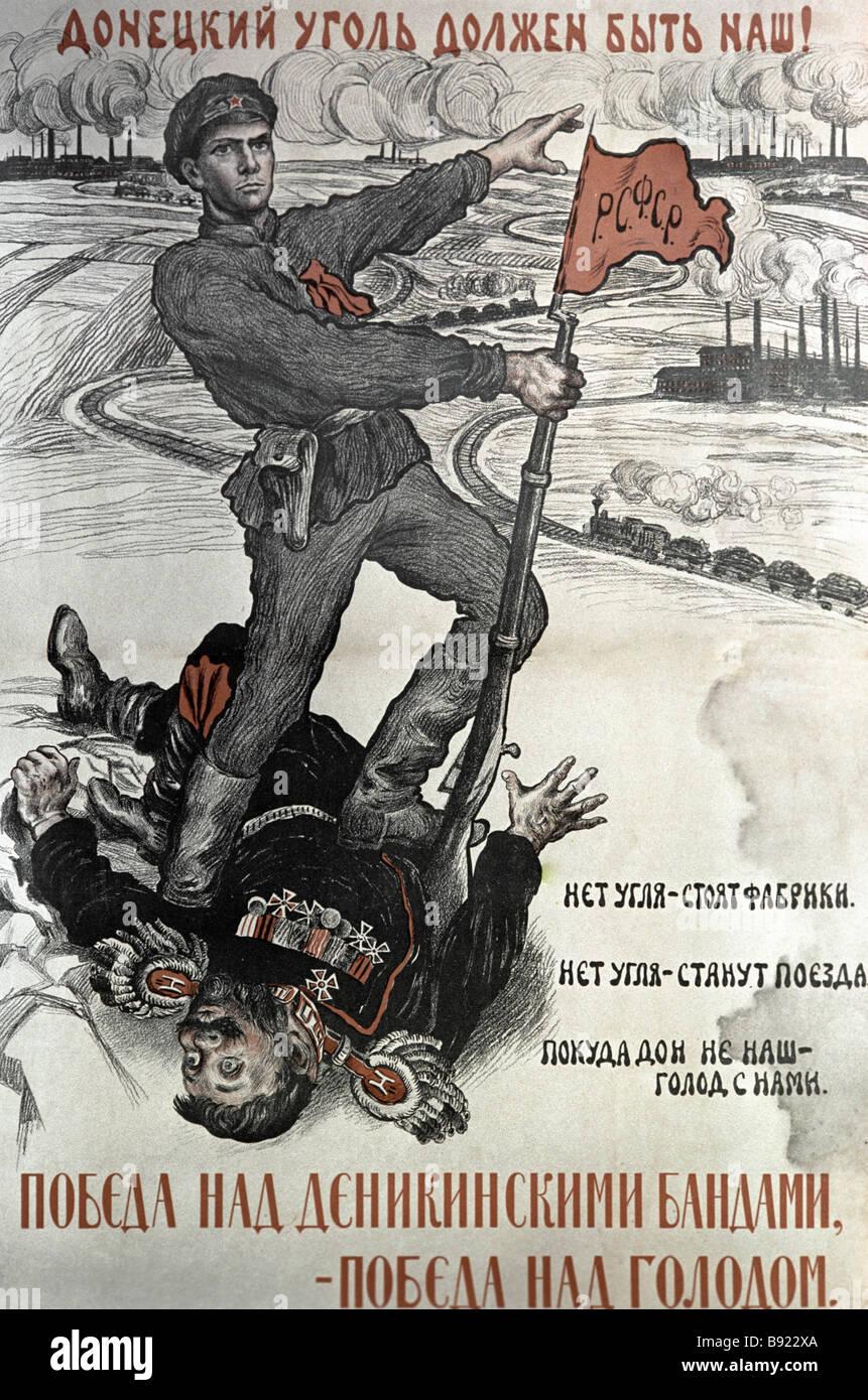 russian civil war essay